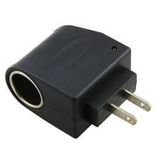 Universal AC to DC Car Cigarette Lighter Socket Adapter US Plug