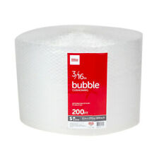 Office Depot Brand Small Bubble Wrap 316amprdquo Thick Clear 12amprdquo X 200