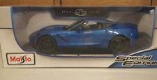 maisto 1:18 CORVETTE STINGRAY Z51 2014 special edition BNIB die cast model car