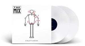 Kraftwerk - The Mix German Version 180 GR White Weisses Vinyl LP NEU OVP