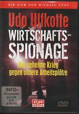 DVD: Wirtschafts-Spionage (Udo Ulfkotte) - sehr guter Zustand
