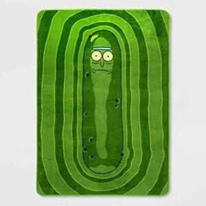 Rick and Morty Full Microfiber Blanket
