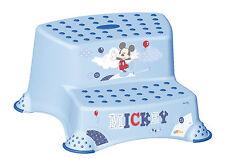 OKT KIDS Escabeau deux niveaux Disney Micky Mouse