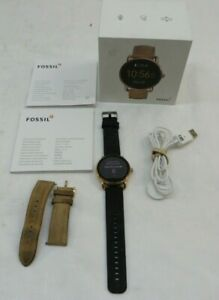 Fossil Q Wander Gen 2 45mm Smartwatch Rose Gold-tone FTW2102