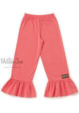 NWT girls Matilda Jane Camp MJC Hay Day Big Ruffles pants size 8 NEW