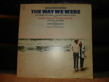 Columbia MW KS-32830 Barbra Streisand / Marvin Hamlisch - The Way We Were (Origi