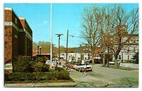 Grand Avenue, Hackettstown, NJ Postcard *5Q7