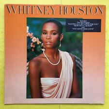 Whitney Houston - Self Titled - Arista 206-978 Ex+ Condition LP, How Will I Know
