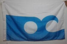 3'X5' Flag Banner USA Maryland Ocean City Brass grommets 90*150cm