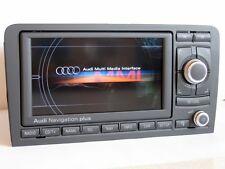 2017 Carte USA Canada Audi A3 S3 Rs3 Rns-E DVD Navigation Chrome Mp3 Sd