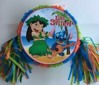 Lilo & Stitch Pinata..Party Game , Party Decoration FREE SHIPPING