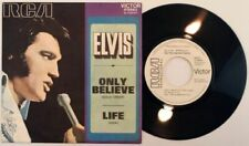 Vinyles elvis presley 45 tours
