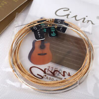 Acoustic Guitar 6 Strings Metal String Set CA90 XL 1048