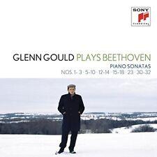 Gould Glenn - Glenn Gould plays Beethoven: Piano Sonatas Nos. 1- [CD]