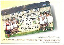 CP 02 AISNE - Coucy-le Château - La ferme des Michettes