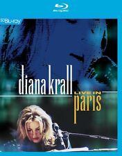 DIANA KRALL - LIVE IN PARIS   BLU-RAY NEU