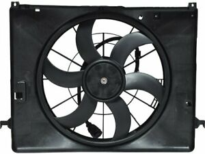For 2009-2014 Hyundai Genesis Auxiliary Fan Assembly 43681HG 2010 2011 2012 2013