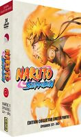 ★ Naruto Shippuden ★ Partie 1 - Edition Collector Limitée (Coffret 24 DVD)