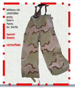 Tarnhose Größe: 54/56 size=L, camouflage pants