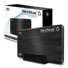 Vantec  NexStar6G 3.5in SATA HDD USB 3.0 External Enclosure,NST-366S3-BK (Black)