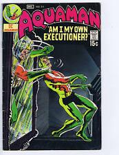 Aquaman #54 DC 1970