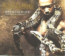 JA RULE w/ ASHANTI mesmerize 4TRX RARE EDIT & VIDEO CD Single SEALED USA seller
