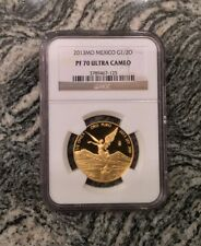 2013 1/2oz Gold  Libertad Proof NGC PF70 Ultra Cameo - ONLY 300 COINS MINTED!!