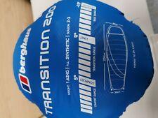 New Berghaus Transition 200 Sleeping Bag
