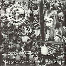 Morbid Fascination of Death [PA] by Carpathian Forest (CD, Oct-2007, Peaceville Records (USA))