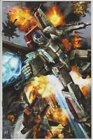 Transformers # 3  John Gallagher Variant Star Scream 600 NM  Combined shipping