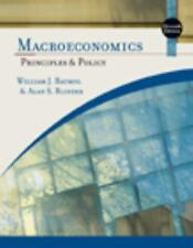 Available Titles Aplia: Macroeconomics : Principles and Policy by Alan S....