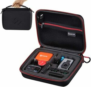 Smatree Carrying Case G160 Compatible for GoPro Hero 8 7 6 5 4 3+ 3 2 1