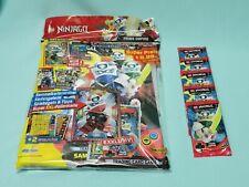 Lego® Ninjago™ Serie 5  Trading Card Starterpack + 5 Booster Sammelmappe