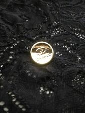 Chanel Gold Buttons Replacement Sewing Accessories 18mm