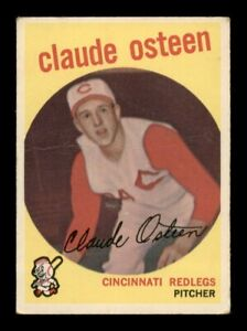 1959 Topps Set Break # 224 Johnny Logan LOW GRADE *OBGcards*