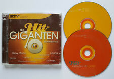 ⭐⭐⭐⭐ SOMMERHITS - Die Hit Giganten ⭐⭐⭐⭐ 42 Track 2CD 2004 ⭐⭐⭐⭐