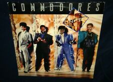 COMMODORES, UNITED, 1986 VINYL LP (EX play tested) COVER VG+