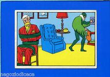SUPER EROI -L'UOMO RAGNO FANTASTICI 4- Corno 1976 - Figurina-Sticker n. 144 -New