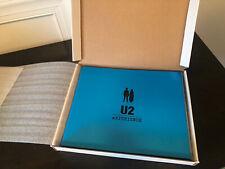 U2 Experience + Innocence Limited Edition Vip Album Book 2018🎸🎤