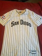 Majestic Cooperstown MLB Youth San Diego Padres Jersey XL