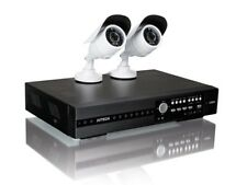 KIT VIDEO SURVEILLANCE SECURITE FULL HD 2 CAMERAS IR PUSH VIDEO ET STATUT - IVS