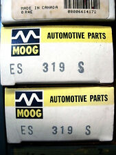 2 - Moog ES319S Tie Rod End Adjusting Sleeves Charger Dart A100 Belvedere Fury