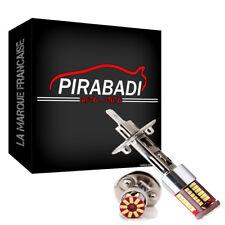 PIRABADI® │ 2 AMPOULE 57 LED H1 SMD BLANC SILICONE 6000K SANS ERREUR ODB 12V