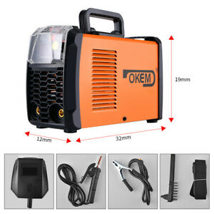 Portable ARC Welding Machine MMA Electric Welder Stick 250A IGBT Inverter 220V