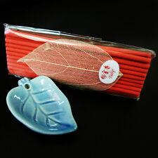 Räucherstäbchen Tulpe / Raumduft in Geschenkverpackung mit Halter