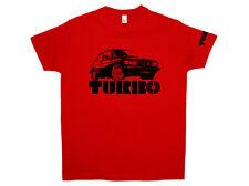 SAAB 99 Turbo T-shirt - Top Quality Print - 100% Combed Cotton Retro Classic