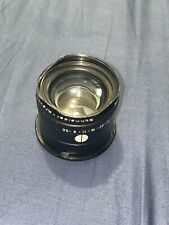 EL-Nikkor 135mm f5.6 Enlarging Lens for 4x5 Medium Format - m39 Adapter - Clean