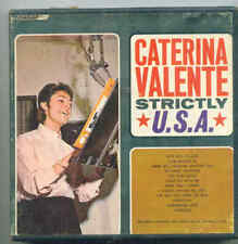 Caterina Valente - Strictly USA - 4 Track 7 1/2 IPS REEL TO REEL TAPE