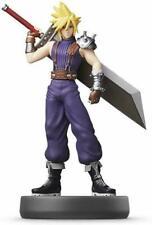 Nintendo Amiibo Super Smash Bros Series Cloud Player 1 Figure