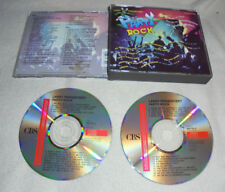 2 CD Larry Party Rock 40.Tracks 1990 Queen Roxette Status Quo T.Rex Foreigner...
